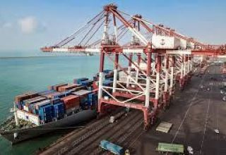 Cargo movements in Iran's Shahid Rajaee port increase