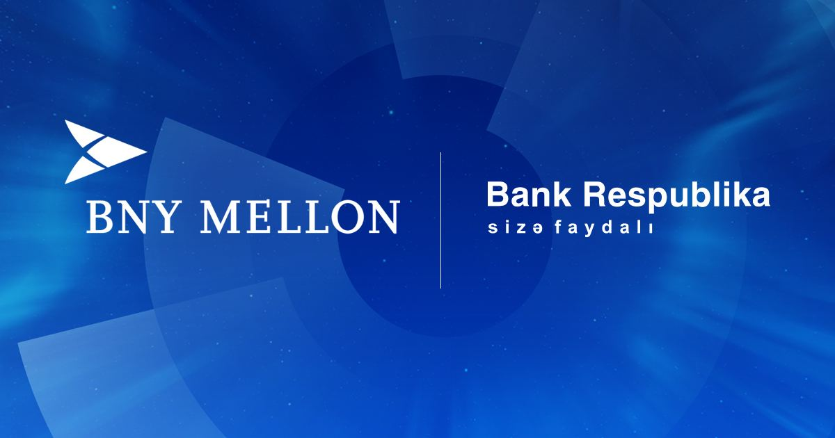 Bank Respublika started cooperation with Bank of New York Mellon - Gallery Image