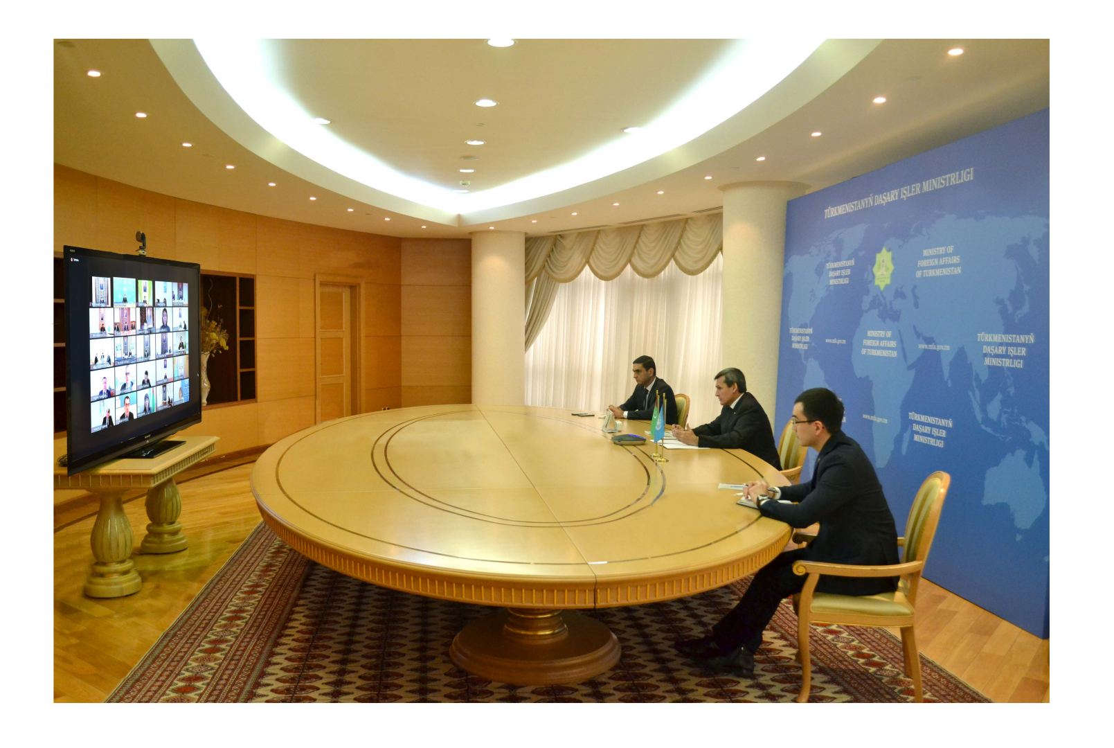 Steering Committee for implementation of Sustainable Development Cooperation Framework held in Turkmenistan (PHOTO)