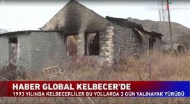 Turkish Haber Global TV shows video report from Azerbaijan's liberated Kalbajar (PHOTO/VIDEO) - Gallery Thumbnail
