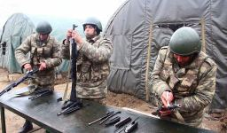 Azerbaijan continues to improve provision of its army's units in liberated territories (PHOTO/VIDEO) - Gallery Thumbnail