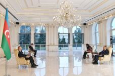 President Ilham Aliyev receives credentials of incoming Afghan ambassador (PHOTO) - Gallery Thumbnail