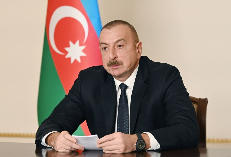 We did not and do not have any plans to invade territory of Armenian state - President Aliyev