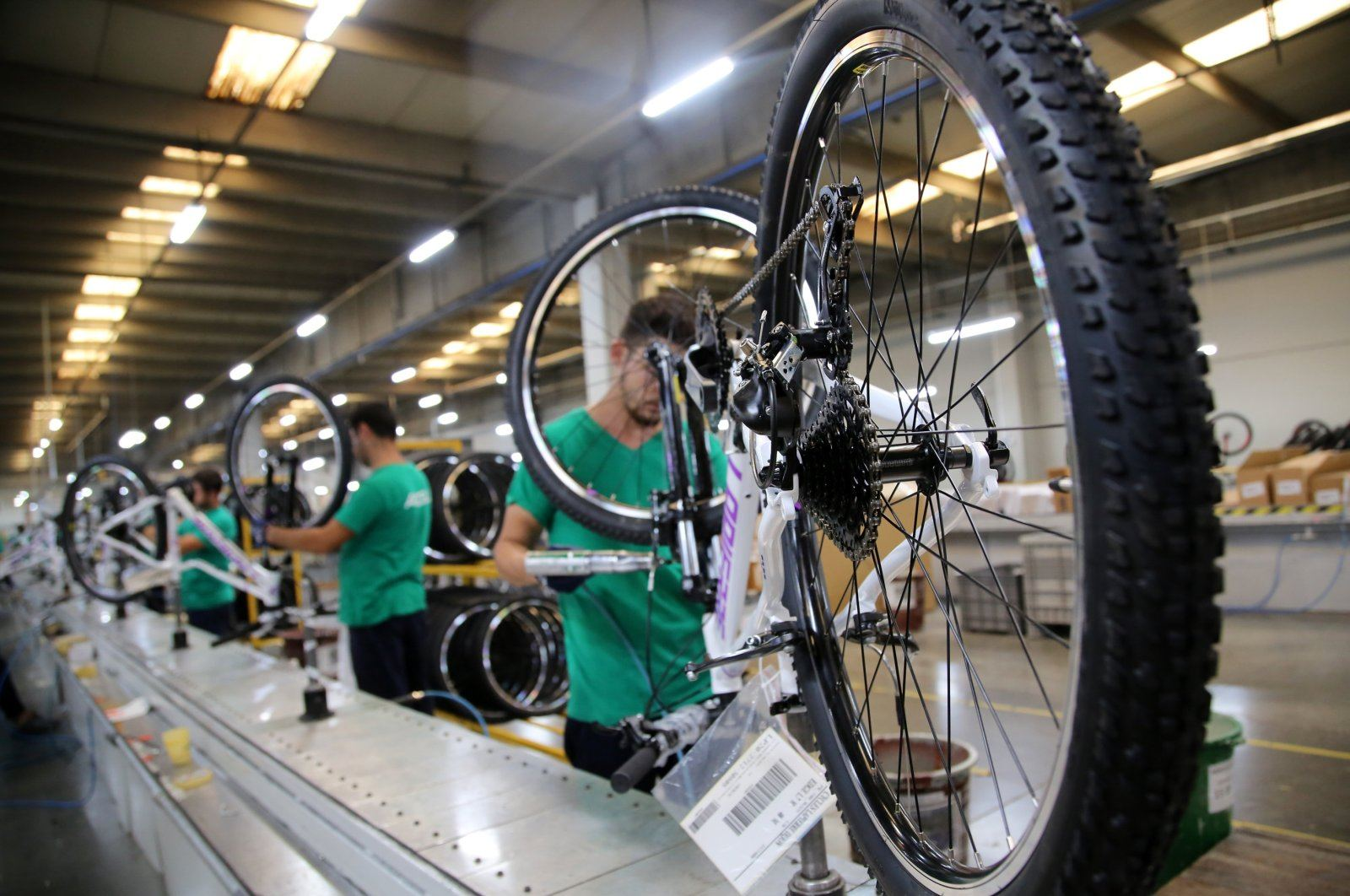 Turkish 2-wheeler exports jump over 79% in November