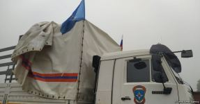 Russian humanitarian cargo delivered to Karabakh (PHOTOS) - Gallery Thumbnail