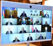 State Commission chaired by Prime Minister of Azerbaijan holds meeting (PHOTO) - Gallery Thumbnail
