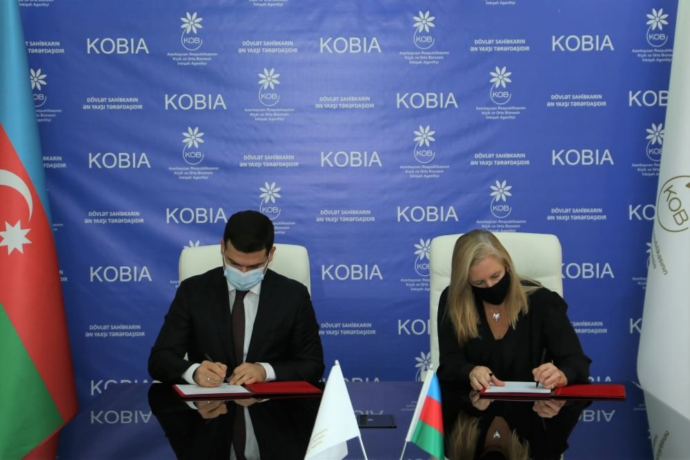Azerbaijani Small and Medium Business Development Agency to cooperate with UAFA