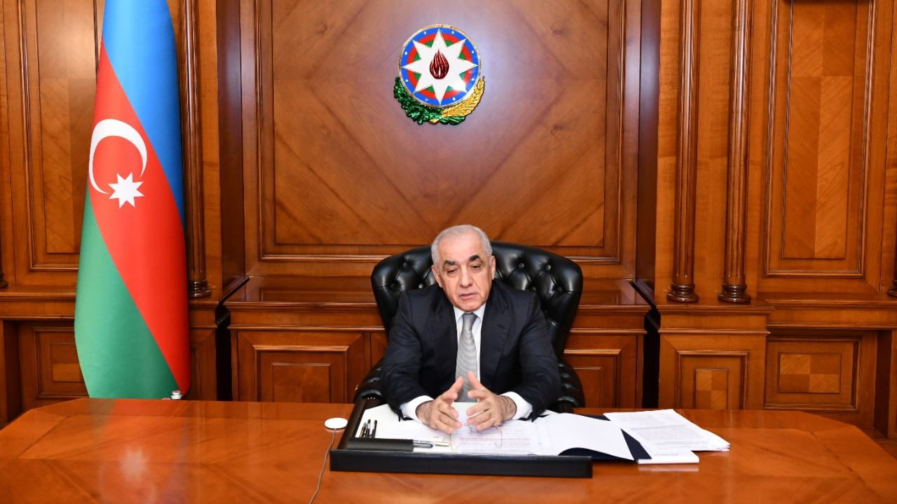 State Commission chaired by Prime Minister of Azerbaijan holds meeting (PHOTO)