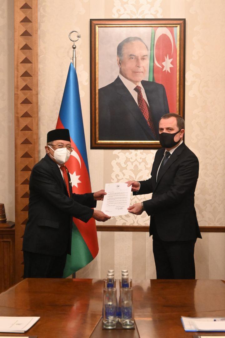 Индонезия и дальше будет поддерживать справедливую позицию Азербайджана (ФОТО) - Gallery Image