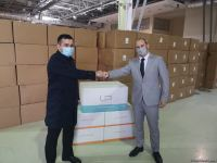 Israel provides humanitarian aid in framework of Medical cooperation with Azerbaijan (PHOTO) - Gallery Thumbnail