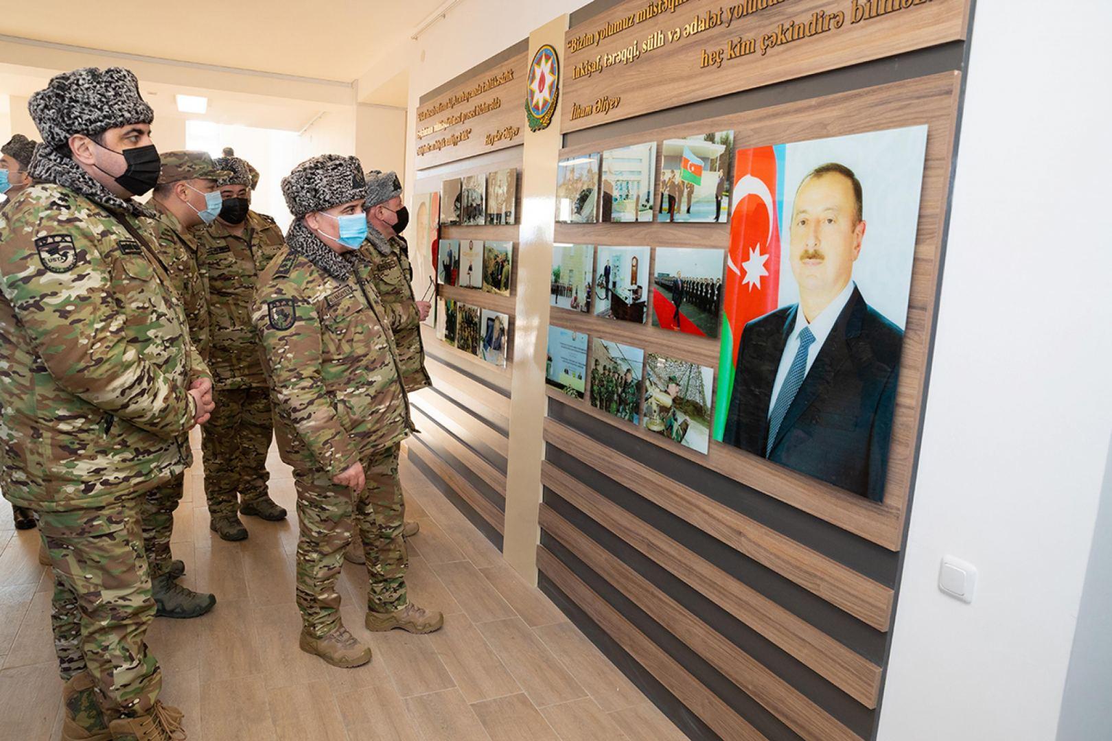 Şuşada DTX-nın yeni inzibati binasının açılışı olub (FOTO/VİDEO) - Gallery Image