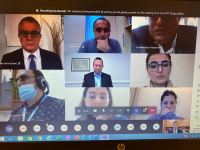 Center of Excellence in EU Studies of ADA University organized virtual workshop on Karabakh in frame of GCRF-COMPASS project (PHOTO) - Gallery Thumbnail