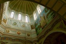 Прихожане русской православной церкви Гянджи связали шерстяные носки и отправили солдатам (ФОТО) - Gallery Thumbnail