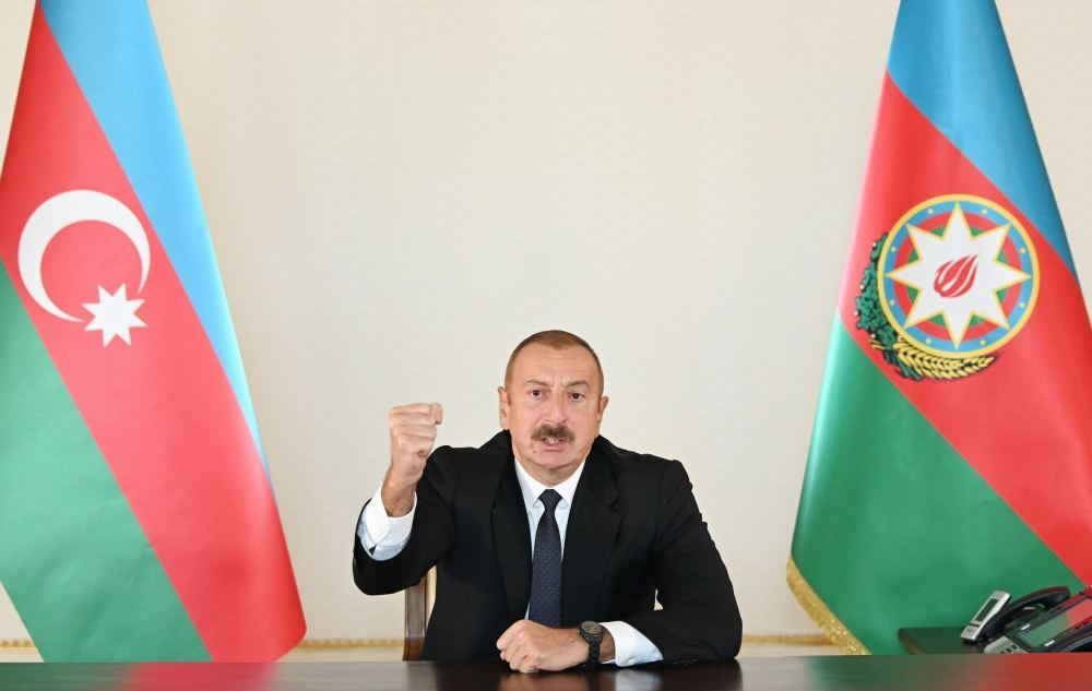 """Iron Fist"" operation being studied by leading military centers, specialists - President Aliyev"