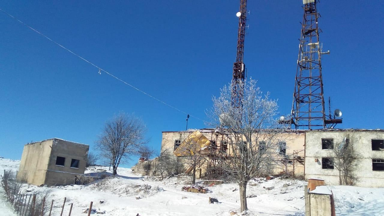 Azerbaijan Television begins to broadcast in liberated Shusha (PHOTO)
