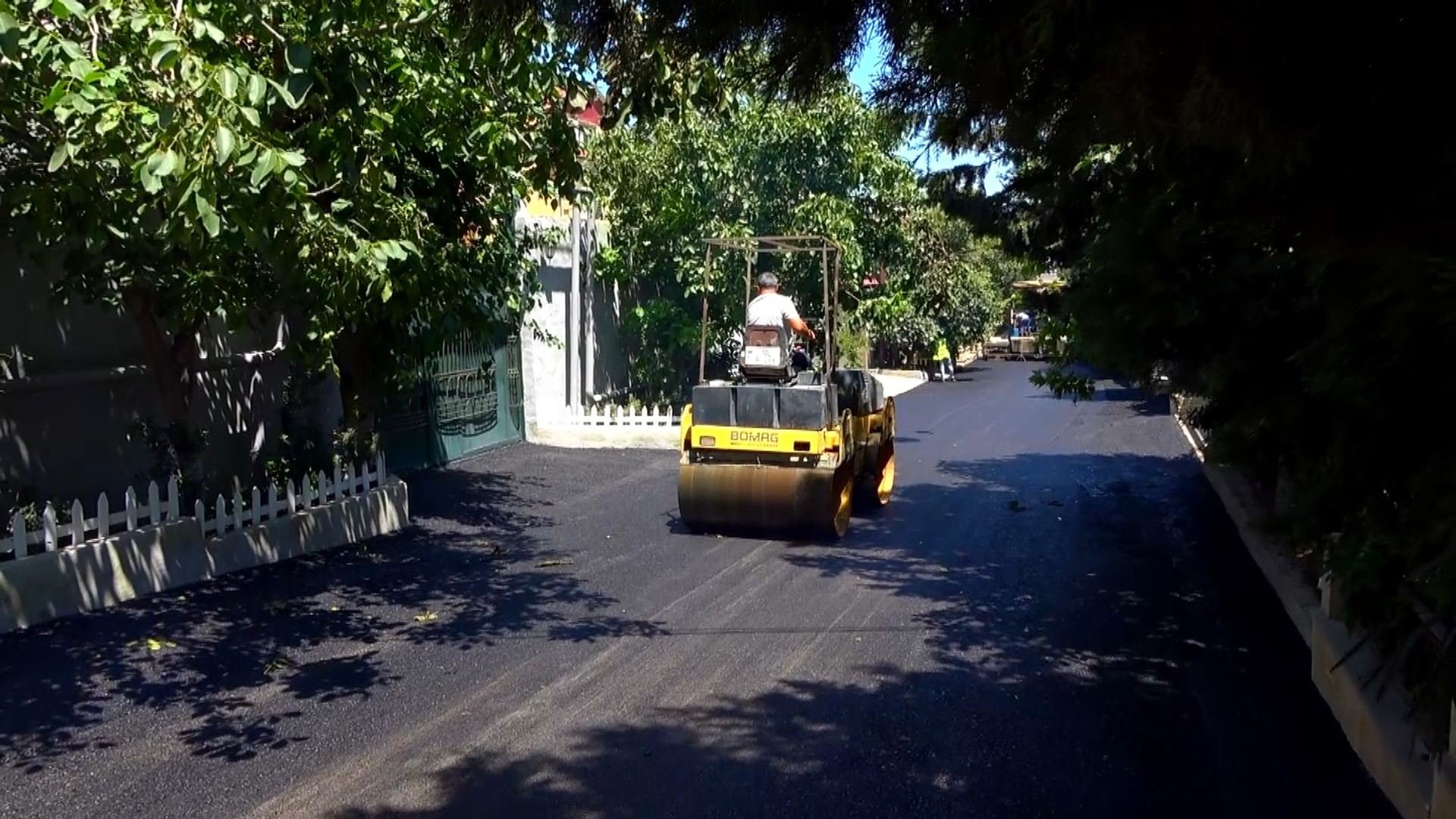 State Agency of Azerbaijan Automobile Roads completes repair of several streets, roads in Baku (PHOTO/VIDEO)