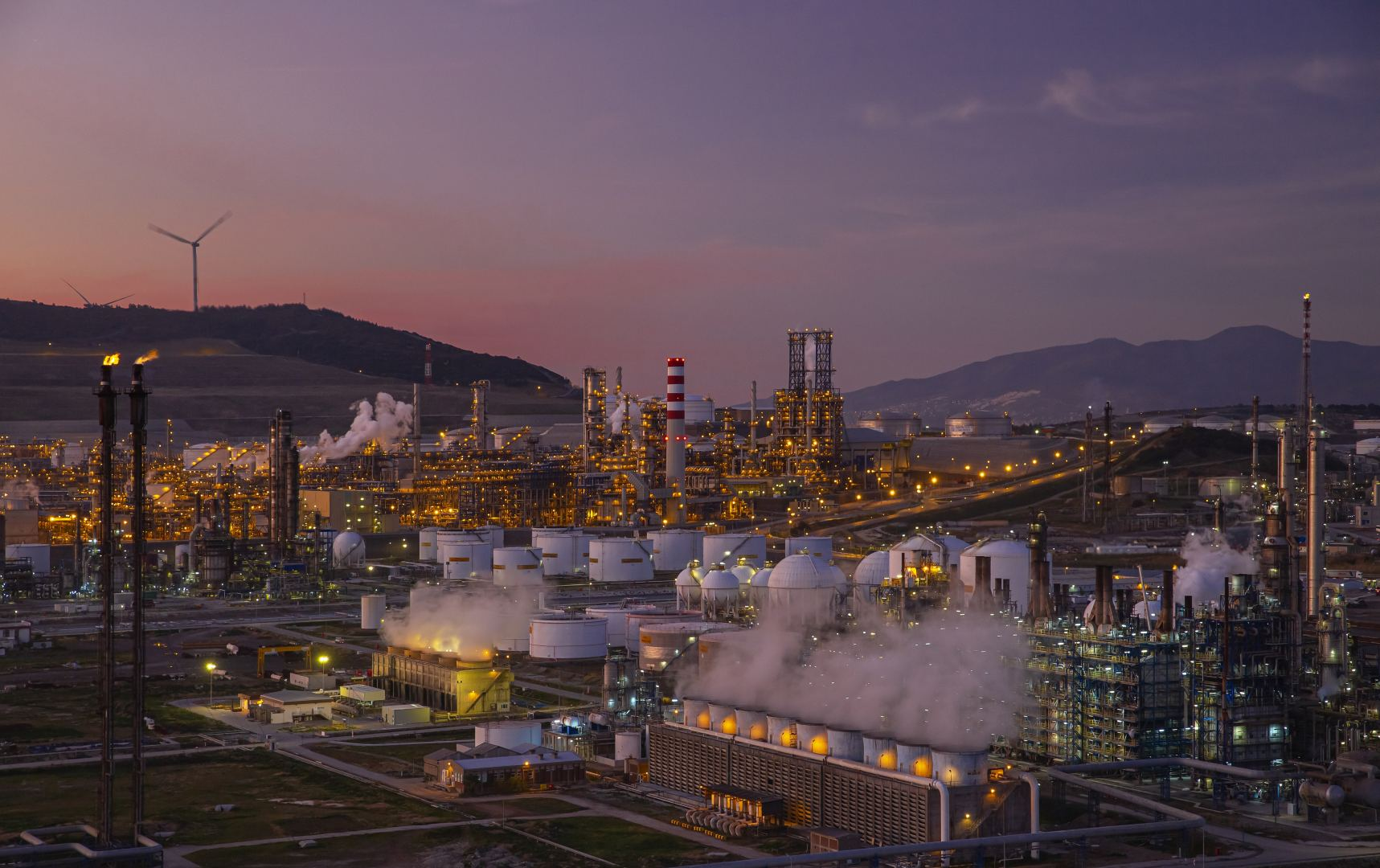 No output decrease expected at Petkim in 2021, says SOCAR