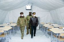 Provision of Azerbaijan Army Units stationed in liberated territories being improved (PHOTO/VIDEO) - Gallery Thumbnail