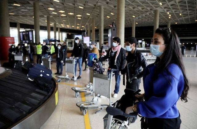 Jordan detects two COVID-19 variant cases in travelers from Britain