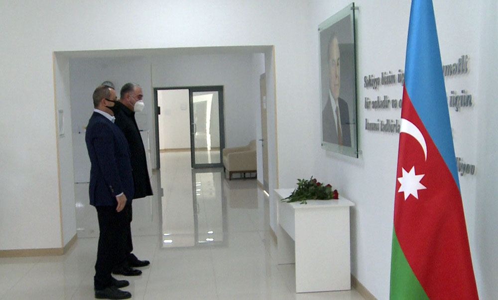 Azerbaijan always pays attention to participants of Karabakh war - Defense Ministry (PHOTO/VIDEO) - Gallery Image