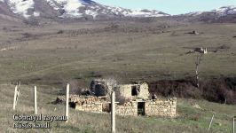 Azerbaijan shows footage from Nusus village of Jabrayil district (PHOTO/VIDEO) - Gallery Thumbnail