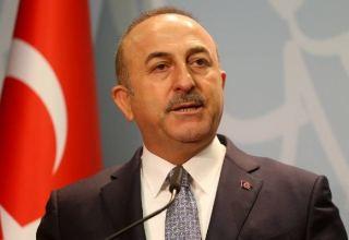 """Düşünürük ki, ABŞ qondarma """"erməni soyqırımı""""nı tanımayacaq - Çavuşoğlu"""