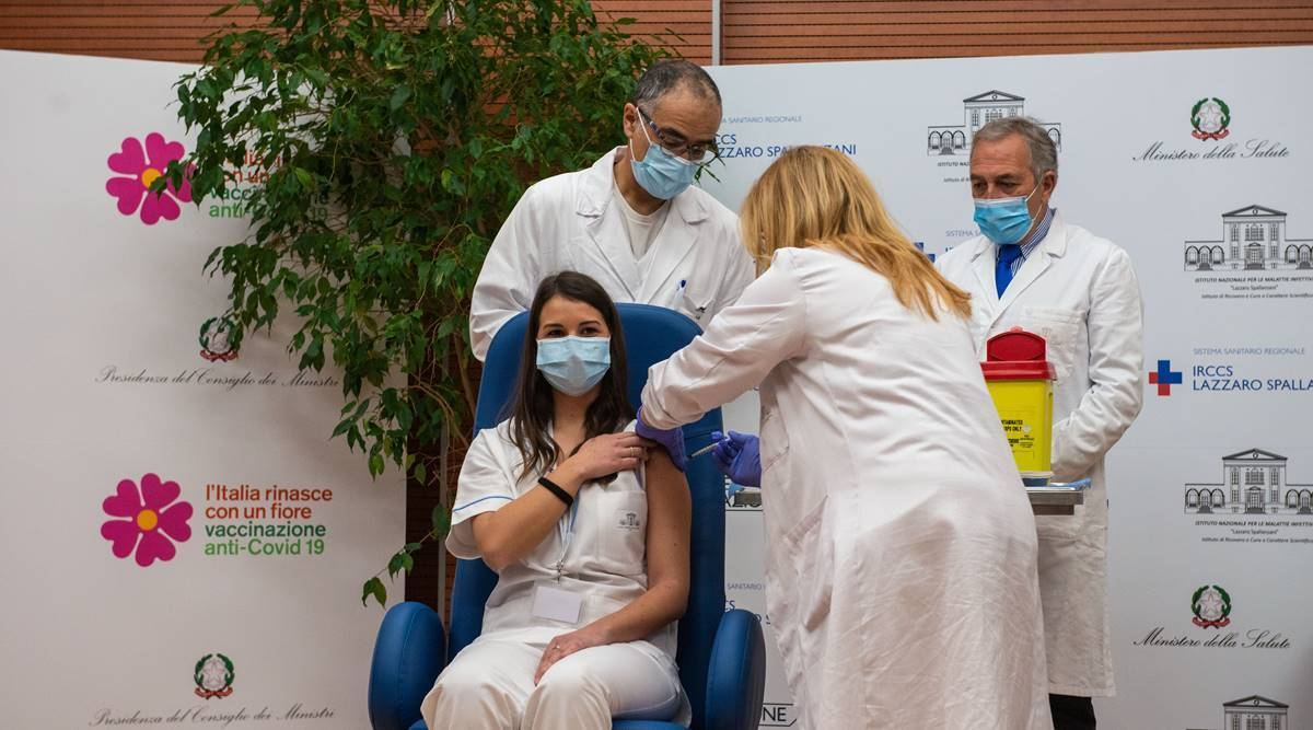 Vaccine, EU action key tools for Italy's post-COVID rebirth: president