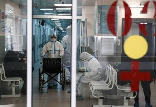Russia records 8,589 new daily COVID-19 cases