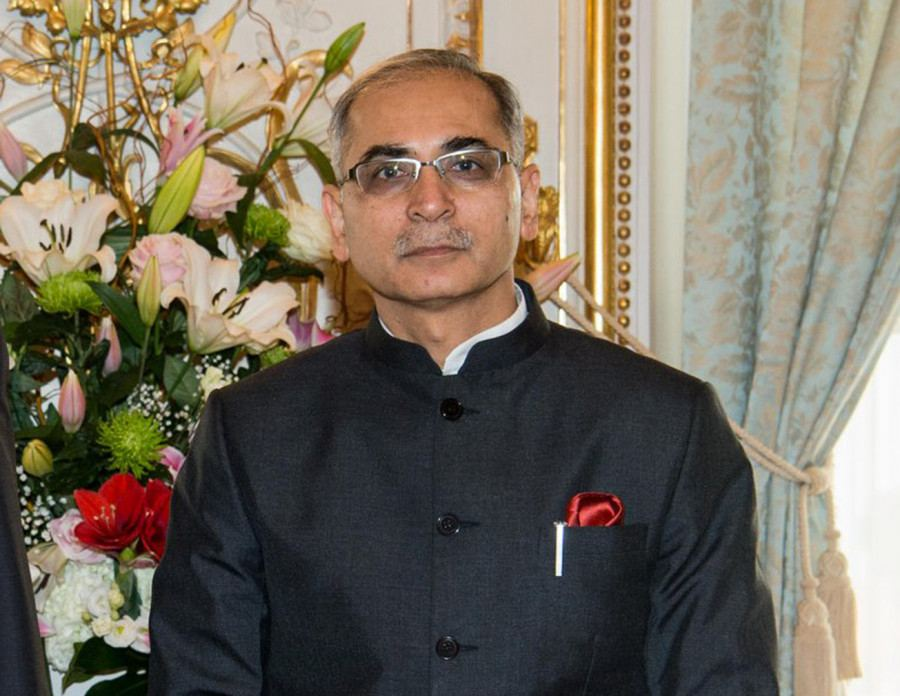 Indian envoy meets Nepal minister, assures cooperation in procurement, supply of COVID-19 vaccine