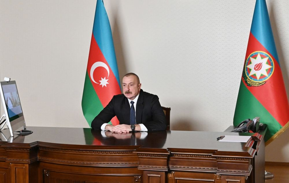President Ilham Aliyev met with Deputy Prime Minister of Russian Federation