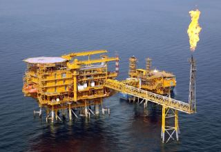 Iran talks funds needed to increase extraction from offshore gas fields