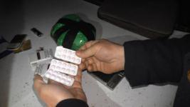Narkotik dövriyyəsi ilə məşğul olan iki nəfər saxlanılıb (FOTO) - Gallery Thumbnail