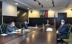 Qarabağ Dirçəliş Fondunun Müşahidə Şurasının ilk iclası keçirilib (FOTO) - Gallery Thumbnail