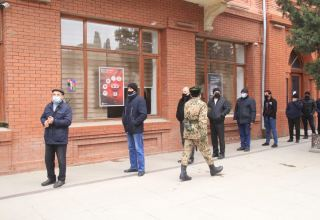 Azerbaijan starts compensating Ganja city residents who suffered from Armenian aggression (PHOTO)