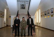 Герой Карабахской войны осуществил мечту своего деда - выдающегося ученого Исрафила Мамедова (ФОТО) - Gallery Thumbnail