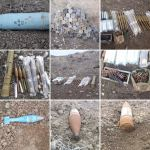 Azerbaijan discloses number of anti-infantry mines found since Sept.2020 (PHOTO) - Gallery Thumbnail