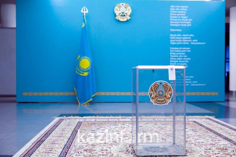 Pre-electoral 'Day of Silence' to begin in Kazakhstan