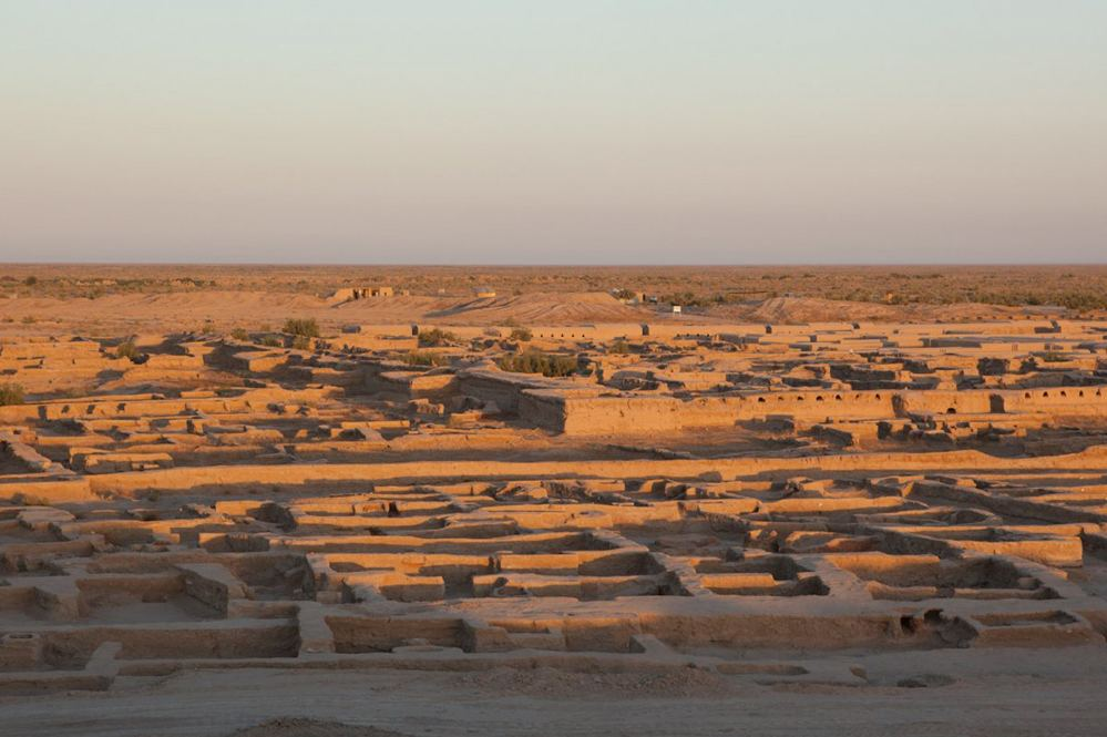 Turkmenistan continues to implement project of Turan deserts conservation