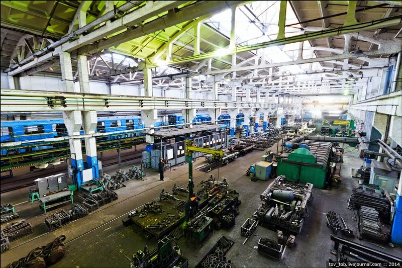 Turkmenistan's motor repair plant manufactures new spare parts for agricultural machinery