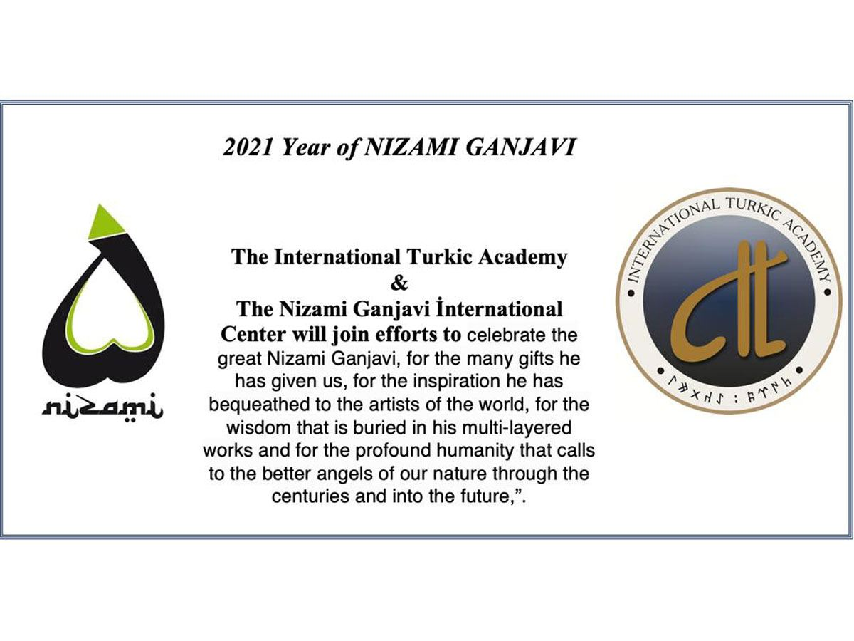 International Turkic Academy, Nizami Ganjavi International Center to join efforts to celebrate Nizami