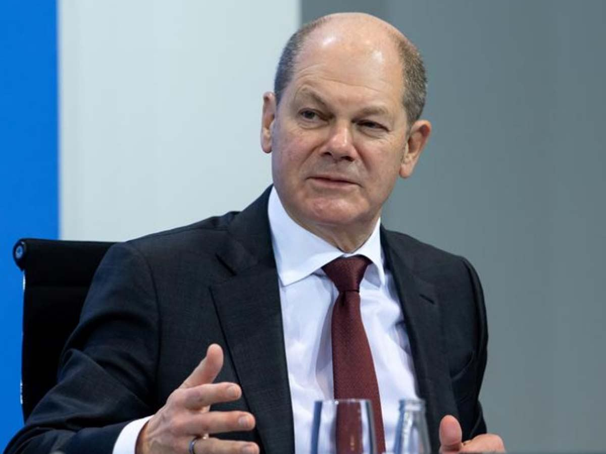 Lockdown impact on Germany economy not too severe - Scholz