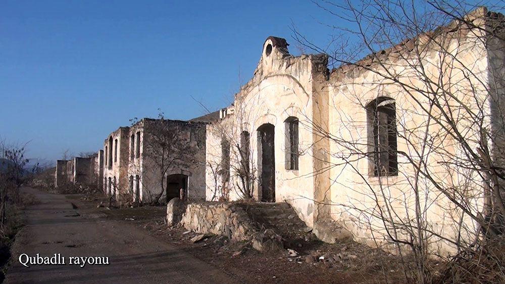 Qubadlı rayonu (FOTO/VİDEO) - Gallery Image