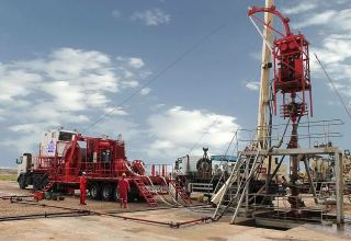 Oil and gas wells repaired at Iran's NISOC