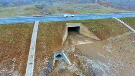 Respublika əhəmiyyətli 2 avtomobil yolunun tikintisi yekunlaşdı (FOTO) - Gallery Thumbnail