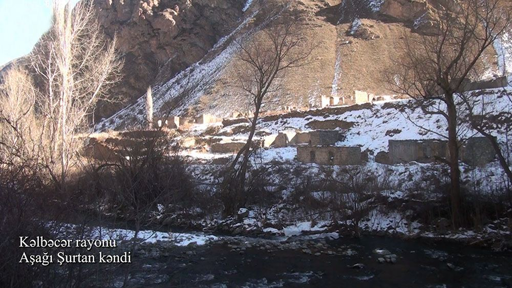 Azerbaijan shows liberated Ashaghy Shurtan village of Kalbajar (PHOTO/VIDEO) - Gallery Image