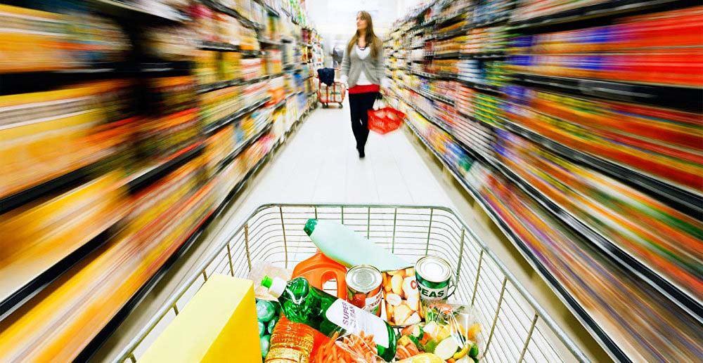 Увеличился объем реализованных в торговой сети Баку продуктов питания