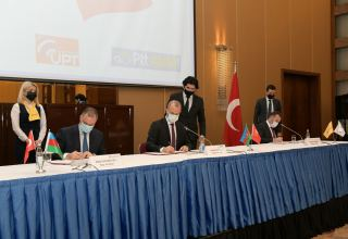 New agreement between Azerbaijani and Turkish postal operators to increase volume of mails (PHOTO)
