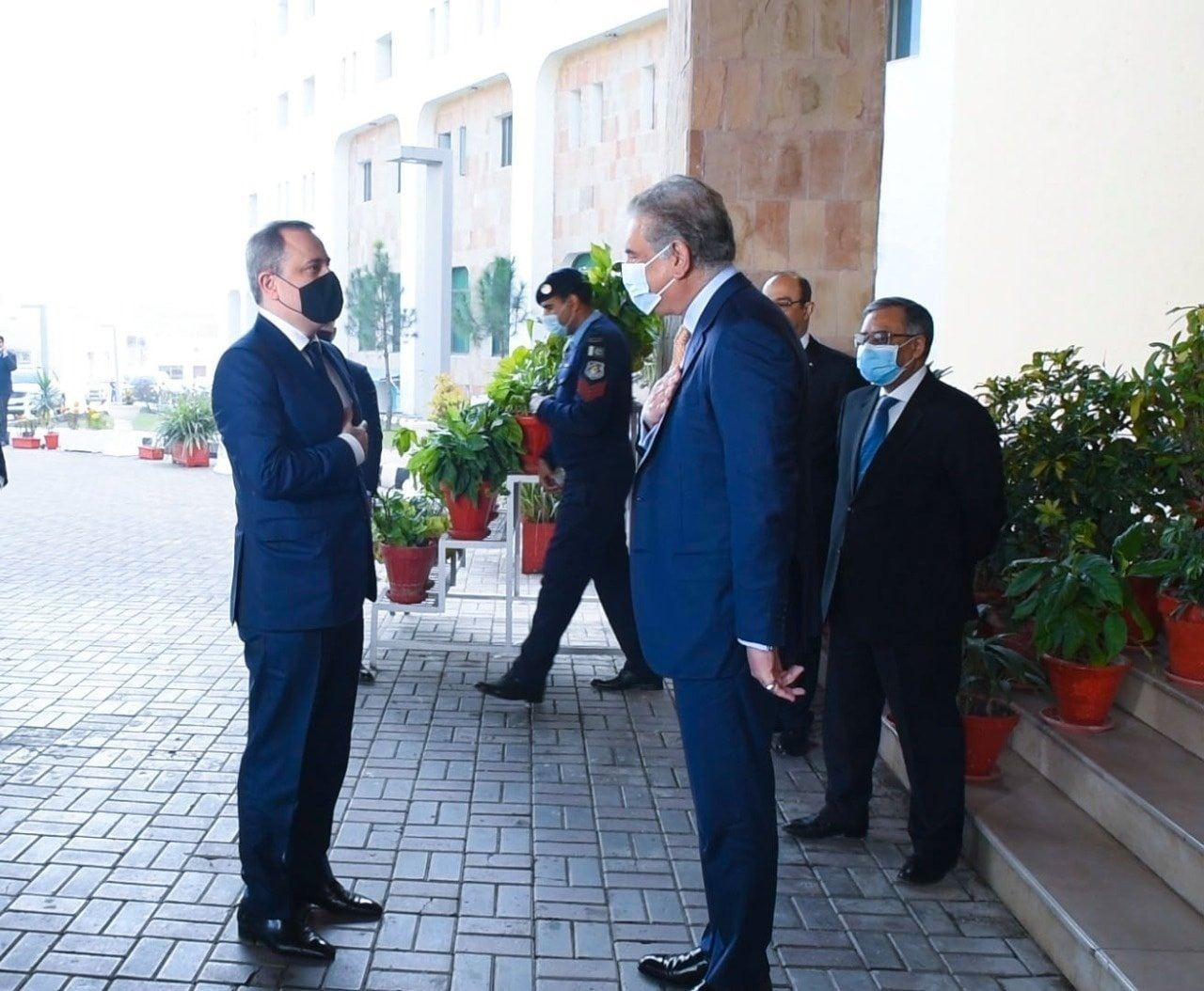 Azerbaijan, Pakistan to cooperate in field of emergency situations (PHOTO) - Gallery Image