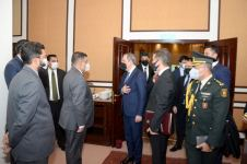 Azerbaijani FM meets Pakistani FWO's Director General (PHOTO) - Gallery Thumbnail