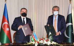 Azerbaijan, Pakistan to cooperate in field of emergency situations (PHOTO) - Gallery Thumbnail